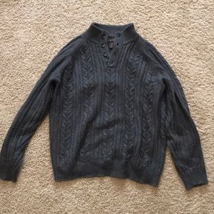 Tasso Elba cable snit sweater